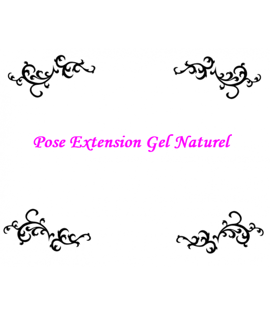 Pose extension gel